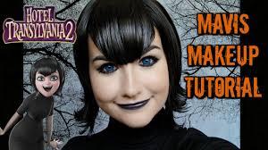 Mavis Halloween Costume Hotel Transylvania Mavis Makeup Tutorial Halloween Makeup