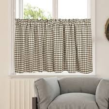 Hypoallergenic Curtains Cafe Curtains You U0027ll Love Wayfair