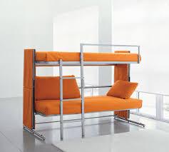 lit mezzanine canape 25 idées complètement géniales pour gagner de la place dans les