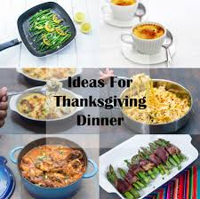 ideas for thanksgiving dinner kitchenette