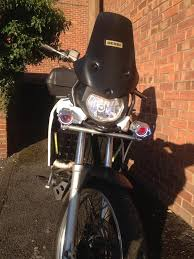 derbi terra adventure 125cc in bingley west yorkshire gumtree