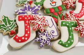 holiday joy sugar cookies