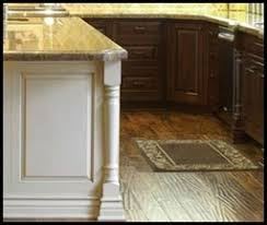 kitchen islands with columns ieriecom kitchen 29 oak kitchen with