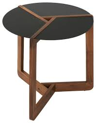 Small Side Desk 24 Amherst Mid Century Modern Side Table Brown Project 62 Target