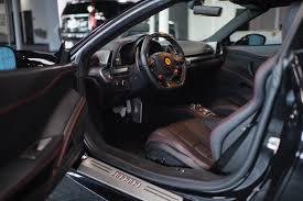 Ferrari 458 Italia Interior - ferrari 458 italia rental in new jersey imagine lifestyles