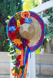 Mexican Themed Decorations 341 Best Cinco De Mayo Crafts Images On Pinterest Mexican