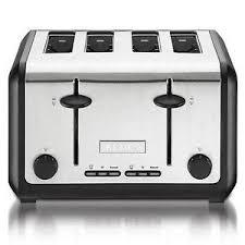 Under Cabinet 4 Slice Toaster 4 Slice Toaster Ebay