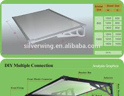 Used Patio Awnings For Sale by Used Aluminum Awnings Frame For Sale Polycarbonate Rain Awnings