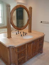 Two Sided Vanity Mirror Showcase House 2002 Built By Watermark Builders Double Sided