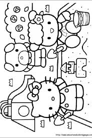 67 coloring pages hallo kitty images