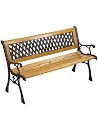 composite benches amazon com benches patio seating patio lawn u0026 garden