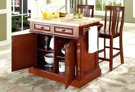 moveable kitchen islands rolling kitchen island with stools evropazamlade me