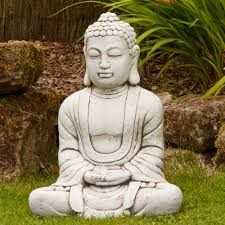 hindu buddha statue large garden ornament buy now at http