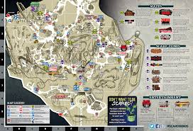 Cedar Fair Parks Map Top Five Things You Need To Know For Scarowinds Carowinds