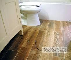 easy bathroom flooring ideasmesmerizing wood tile bathroom