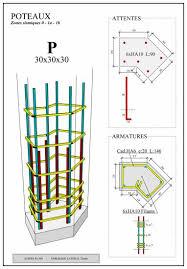 bureau d études béton armé plan de structure béton armé bureau d étude du bâtiment à