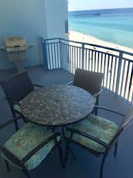 chair and table rentals in sterling va sterling breeze unit 904 beachfront luxury booking summer 2018 2