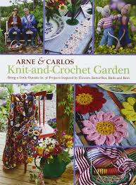 knit and crochet garden bring a little outside in 36 projects