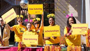 explore ways to connect at asu give to caign asu 2020
