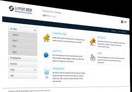 Help Desk Support Software Php Online Helpdesk Script Live Chat Support Software