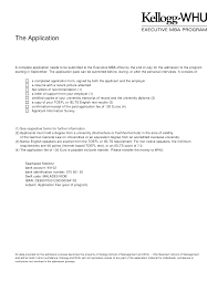 best ideas of sample recommendation letter for mba with example