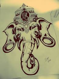 the 25 best ganesha drawing ideas on pinterest ganesha tattoo