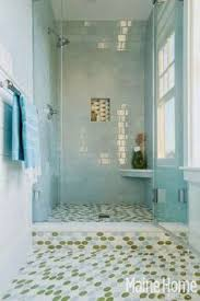 sea glass bathroom ideas nautical new house steam showers blue colors and bath