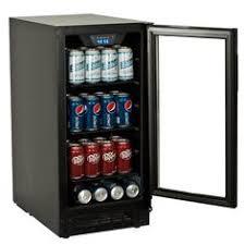 coca cola fridge glass door edgestar 11 2 cu ft built in commercial beverage merchandiser