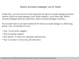elegant account manager cover letter examples for recruiters 70