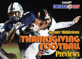 the 2017 middletown regional thanksgiving day preview capsules