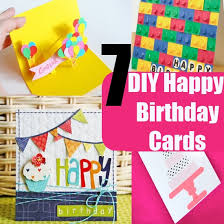 doc 478580 happy birthday homemade cards u2013 1000 ideas about diy