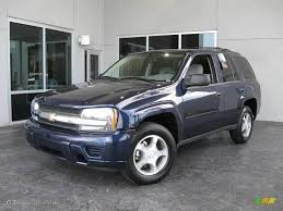 chevrolet trailblazer 2008 2008 imperial blue metallic chevrolet trailblazer ls 13296296