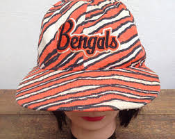 Cincinnati Bengals Halloween Costume Bengals Hat Etsy