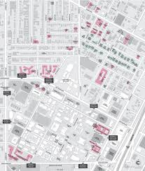 Usc Parking Map Usc University Of Southern California Maplets
