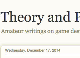 game design theory the 10 best game design blogs and websites