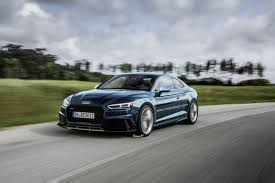 new audi s5 puts its sunday clothes on becomes an rs