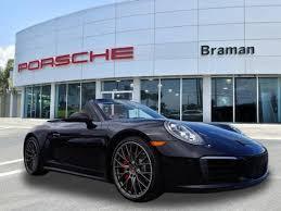 porsche 911 for sale florida 8 porsche 911 4s cabriolet for sale miami fl