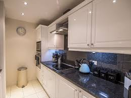 The Galley Kitchen Modern Three Bedroom Two Bathroom Duplex Homeaway Kensington