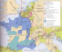 Western Europe Map by European Wars Of Religion 1547 1610 Https De Pinterest Com