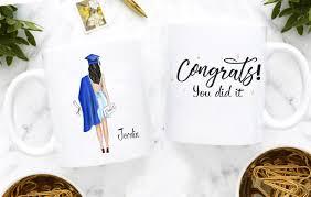 graduation mug graduation gifts 2018 for personalized girl mug by glacelis