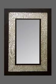 specchi con cornice specchio con cornice in vetrofusione specchiata e ardesia ligure