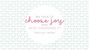 girly computer wallpapers mint pattern pink choose joy quote desktop wallpaper background