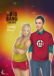 penny tbbt tbbt fanart sheldon penny by shin ichi popular culture 14 g