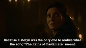 Red Wedding Meme - how does eddard stark know that bran saw cersei and jaime together