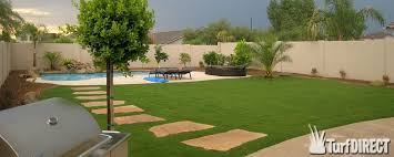 Backyard Artificial Grass by Az Artificial Grass Artificial Grass Scottsdale Az Phoenix Az