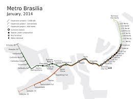 map of brasilia large detailed metro map of brasilia brasilia brazil south