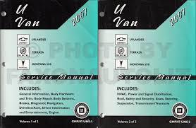 2007 chevrolet manuals