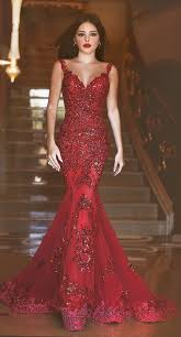 trubridal wedding blog 100 most pinnned mermaid wedding dresses