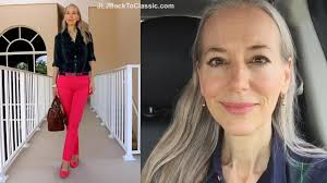 spring fashion 2016 for women over 50 vlog spring wear talbots ann taylor j crew and my ootd