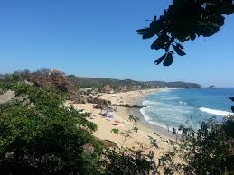 zipolite oaxaca mexico and hotels restaurants